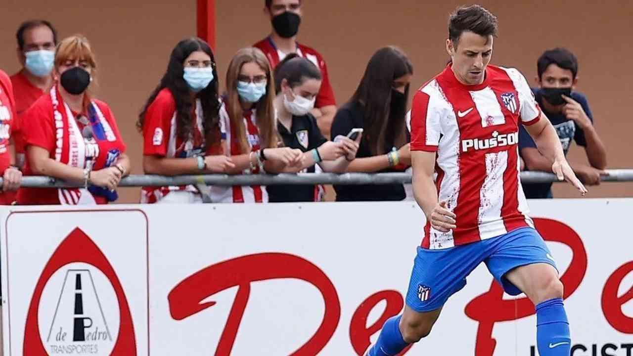 Decisión tomada en el Atlético de Madrid con el colombiano Santiago Arias