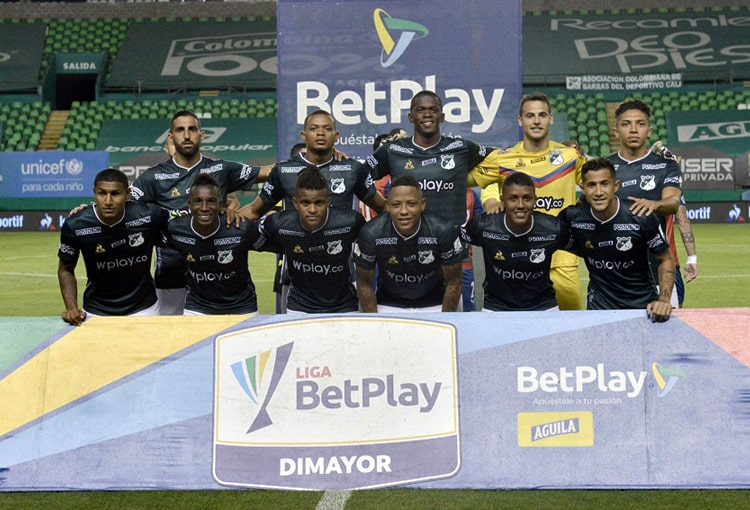 Deportivo Cali, Atlético Bucaramanga, Liga BetPlay 2021-II