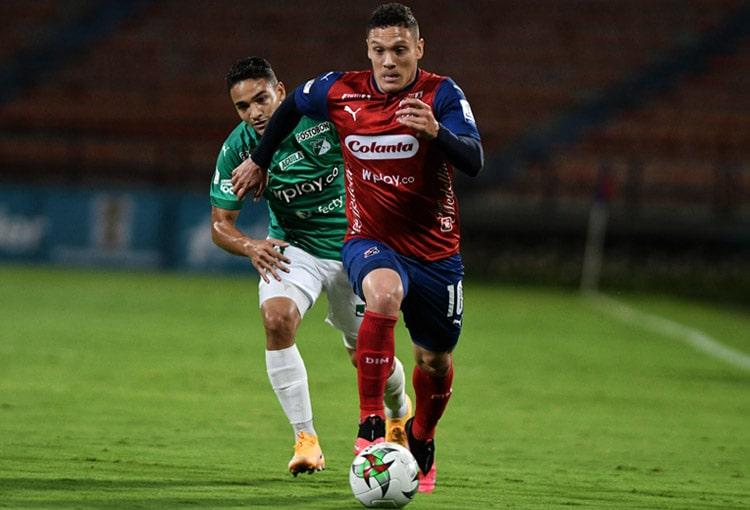 Deportivo Cali, Deportivo Independiente Medellín, DIM, Liga BetPlay 2021-II, historial