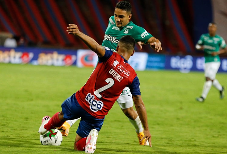 Deportivo Cali, Deportivo Independiente Medellín, DIM, Liga BetPlay 2021-II