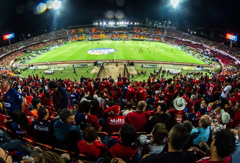 Deportivo Independiente Medellín, DIM, Águilas Doradas, Liga BetPlay 2021-II, afición