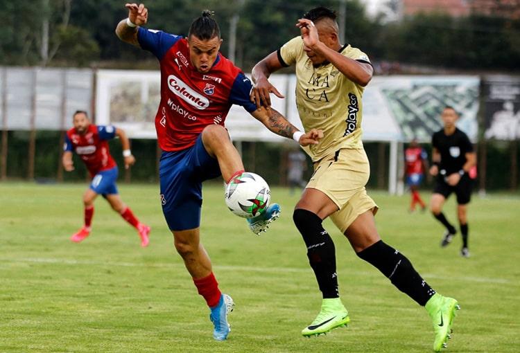 Deportivo Independiente Medellín, DIM, Águilas Doradas, Liga BetPlay 2021-II, programación