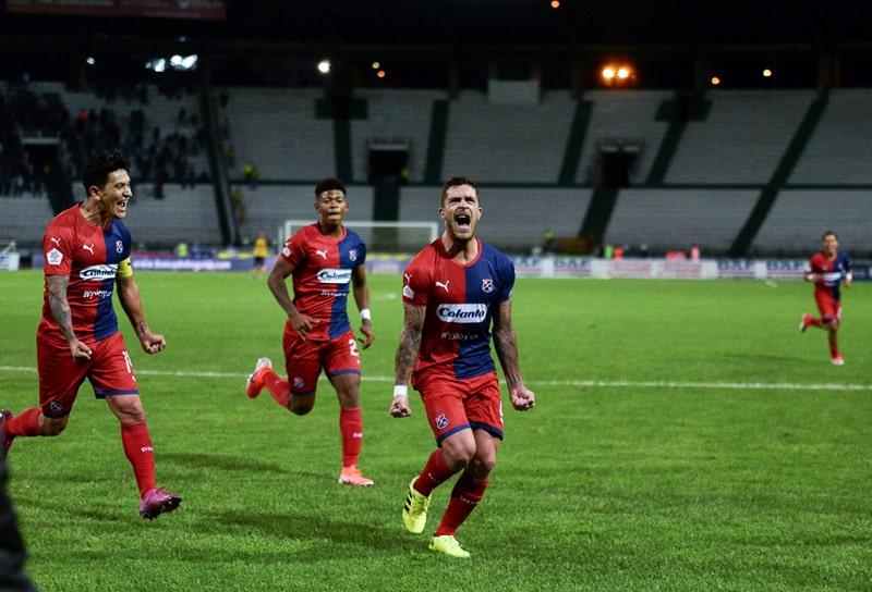 Deportivo Independiente Medellín, DIM, DaleRojo, Copa Colombia 2021, Once Caldas, historial
