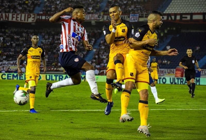 Deportivo Independiente Medellín, DIM, DaleRojo, Liga BetPlay 2021-II, Junior FC, historial
