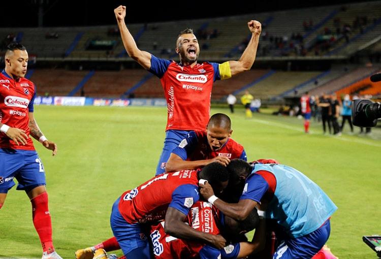 Deportivo Independiente Medellín, DIM, DaleRojo, Liga BetPlay 2021-II, Junior FC, programación
