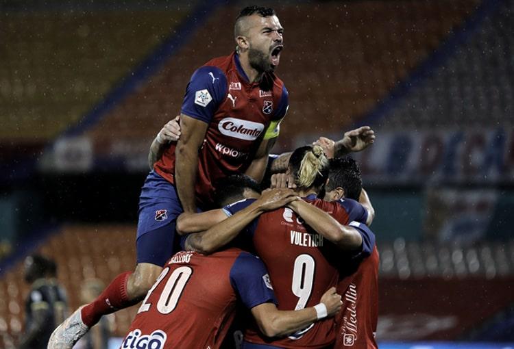 Deportivo Independiente Medellín, DIM, Deportivo Cali, Liga BetPlay 2021-II, así formaría
