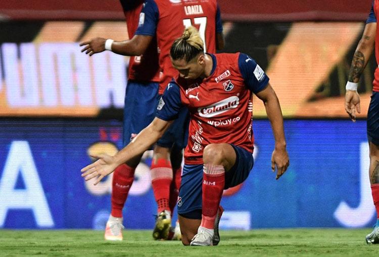 Deportivo Independiente Medellín, DIM, Deportivo Cali, Liga BetPlay 2021-II, en vivo