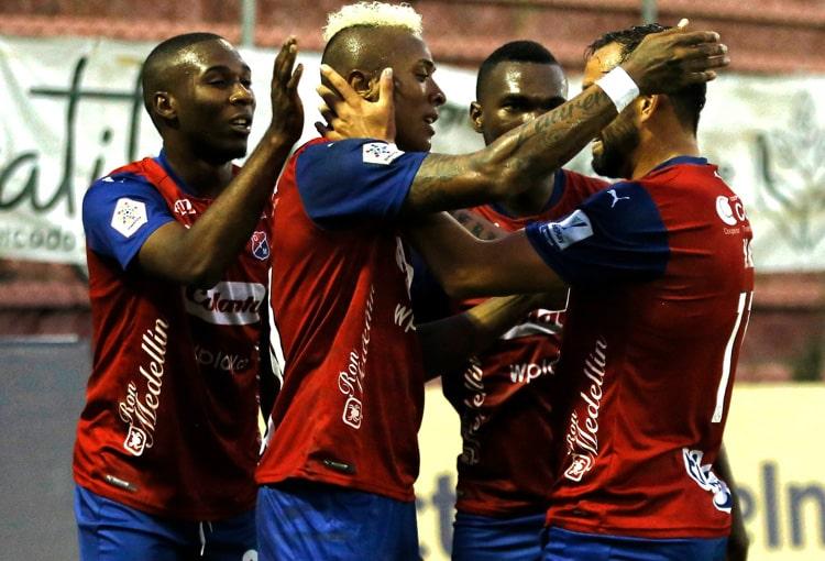 Deportivo Independiente Medellín, DIM, Liga BetPlay 2021-II, Águilas Doradas, historial