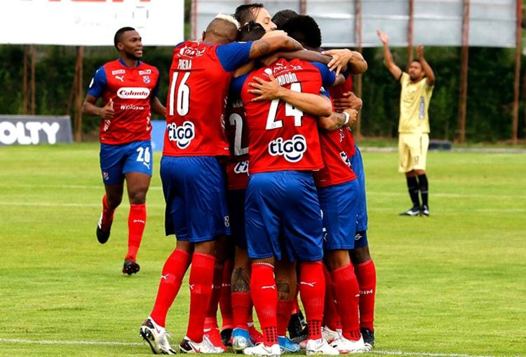 Deportivo Independiente Medellín, DIM, Liga BetPlay 2021-II, Águilas Doradas, posible once
