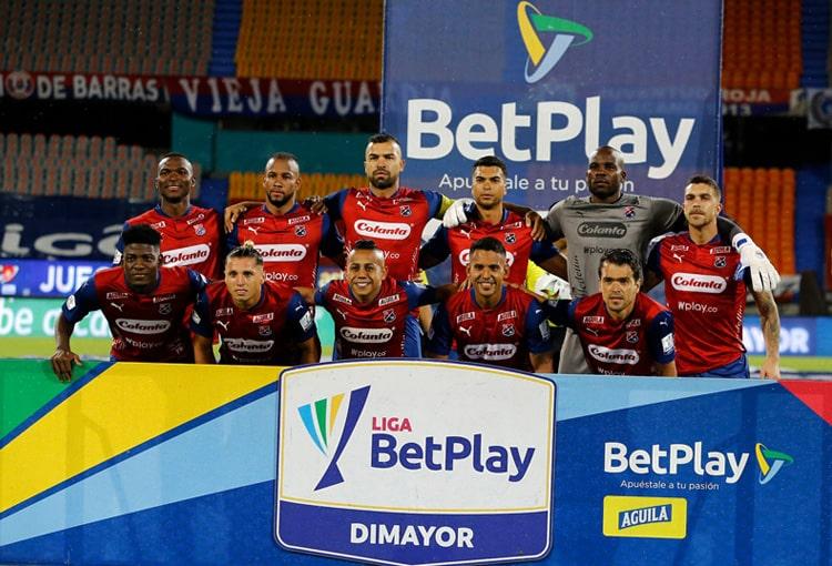 Deportivo Independiente Medellín, DIM, Liga BetPlay 2021-II, Copa Colombia 2021, COVID-19