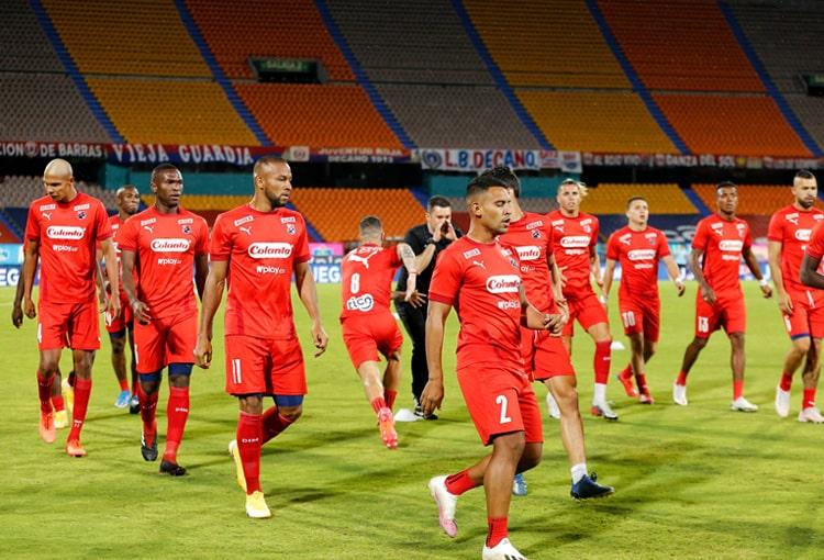 Deportivo Independiente Medellín, DIM, Liga BetPlay 2021-II, Copa Colombia 2021, Dimayor