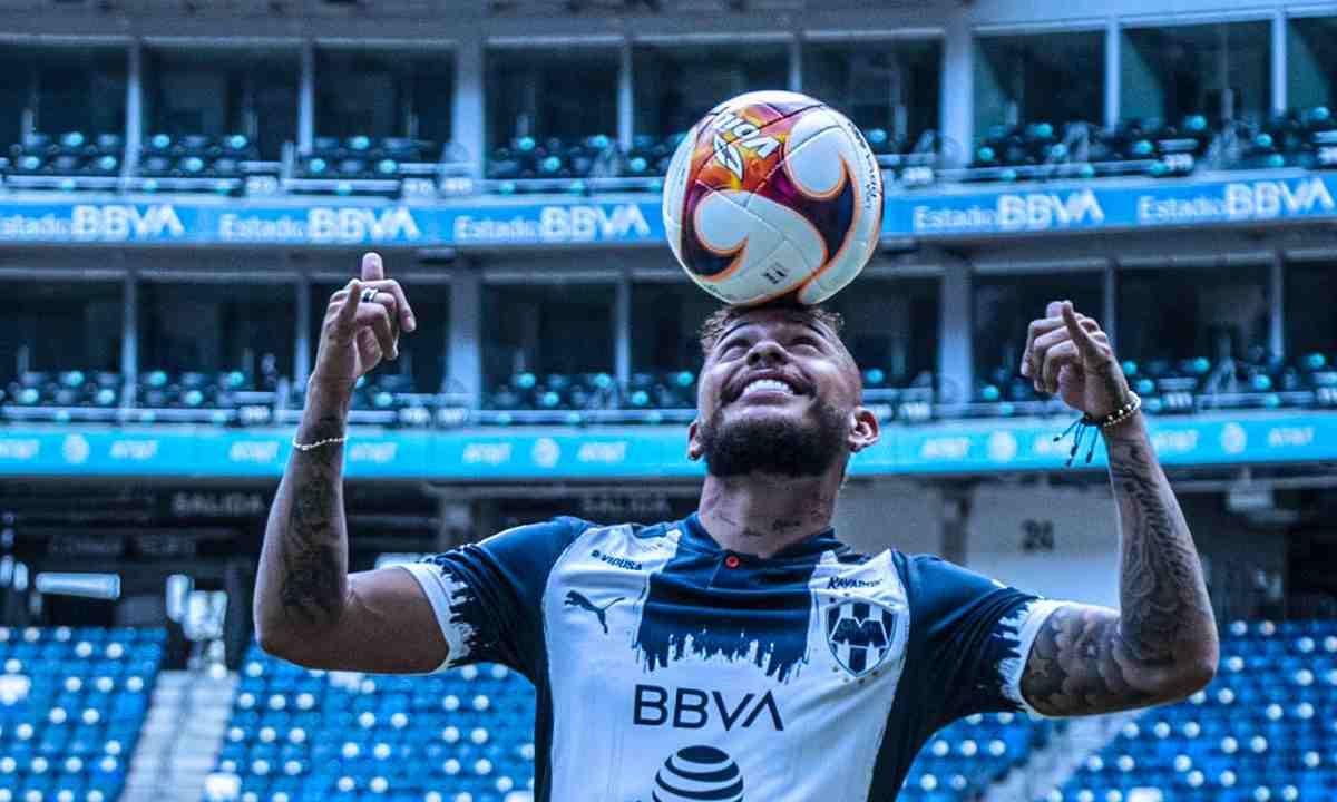 Duván Vergara en su presentación en Monterrey La presión es pa' los frijoles