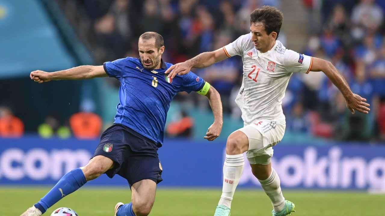 El primer finalista de la Eurocopa 2020 se definió desde el punto penal