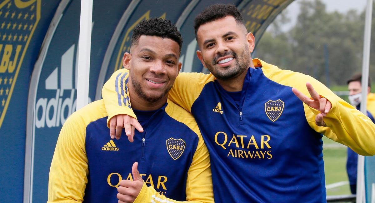 ¡Por fin buenos comentarios para colombianos en Boca Juniors!