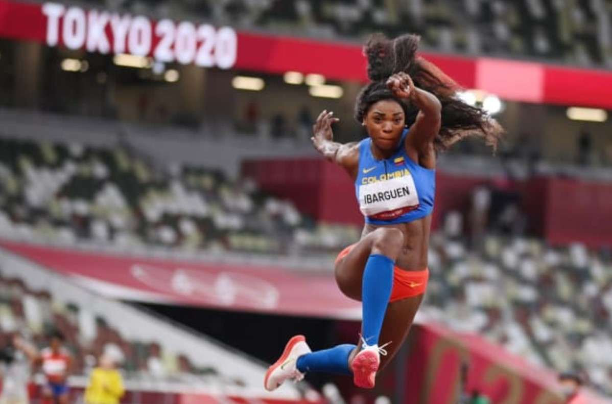 Fecha y hora para ver a Caterine Ibargüen en la final del salto triple