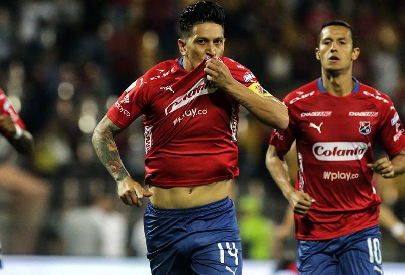 Germán Cano, Vasco da Gama, fichajes DIM 2021-II, Deportivo Independiente Medellín, DIM