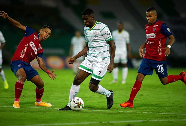 James Sánchez, Alianza Petrolera, Deportivo Independiente Medellín, DIM, fichajes DIM 2021-II