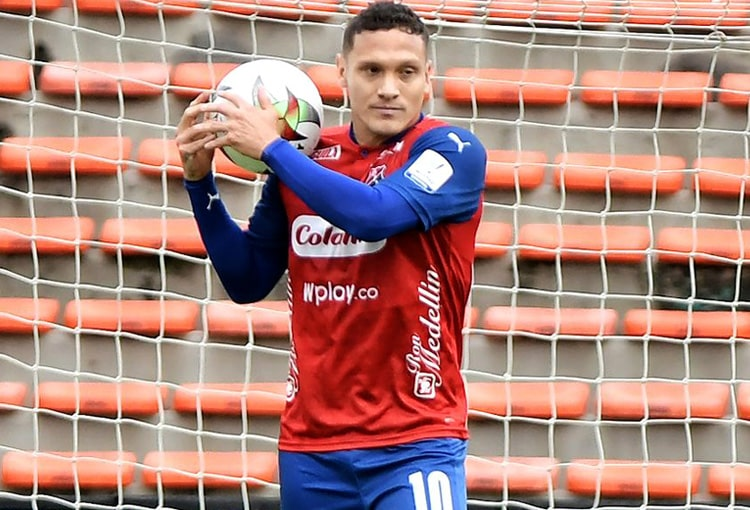 Javier Reina, Deportivo Independiente Medellín, DIM, Águilas Doradas, Liga BetPlay 2021-II