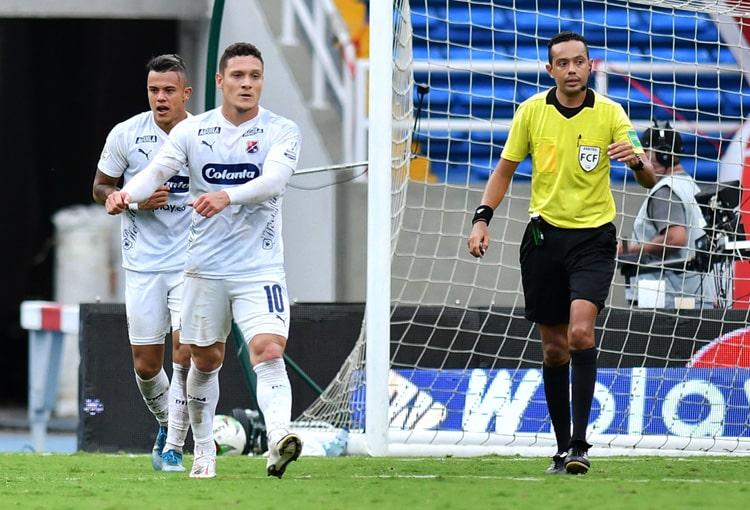 Javier Reina, Deportivo Independiente Medellín, DIM, fichajes DIM 2021-II, Millonarios FC
