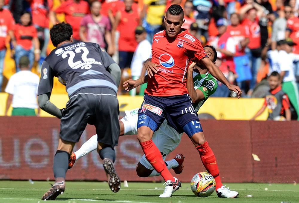 Juan Camilo Saiz, DIM, Deportivo Independiente Medellín, fichajes DIM 2021-II, Riga FC