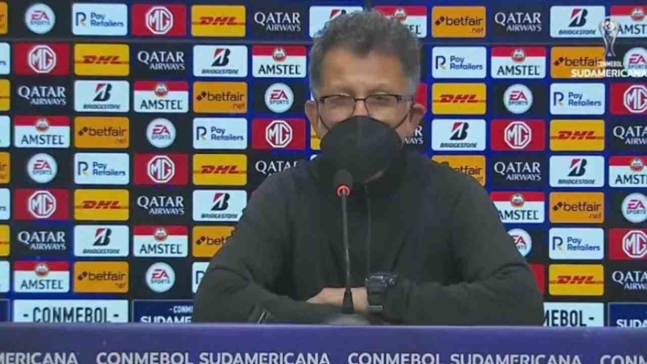 Juan Carlos Osorio después de la goleada Ofrezco mis más sinceras disculpas