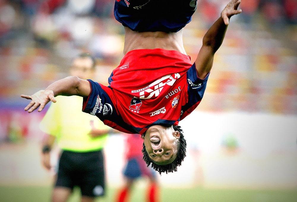 Juan Guillermo Cuadrado, ex-Medellín, ex-DIM, Deportivo Independiente Medellín, DIM, DaleRojo, Juventus FC