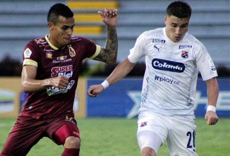 Juan Pablo Gallego, Deportivo Independiente Medellín, DIM, DaleRojo, Copa Colombia 2021