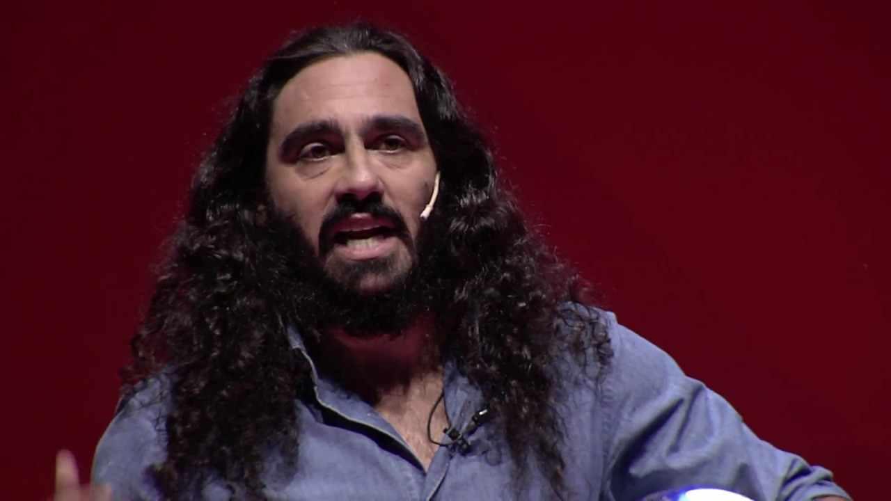 Juan Pablo Sorín estrena look sin barba