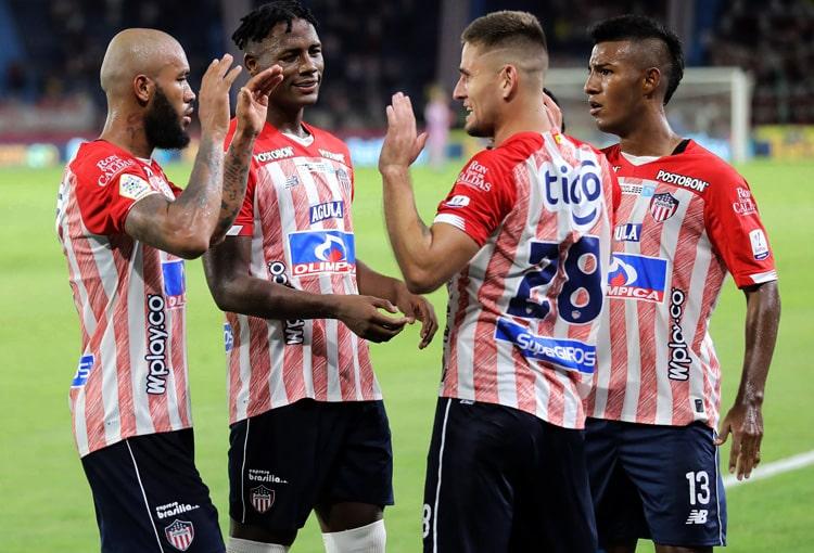Junior FC, Deportivo Independiente Medellín, DIM, Liga BetPlay 2021-II, programación