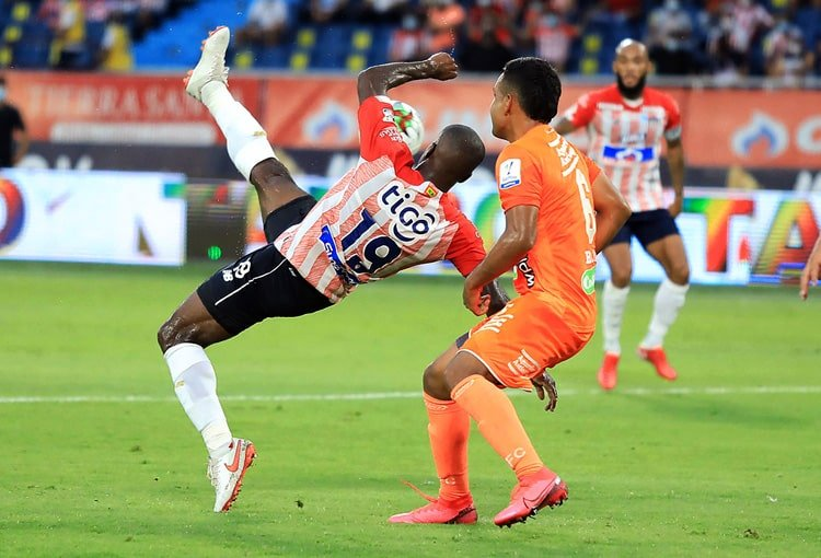 Junior FC, Envigado FC, Liga BetPlay 2021-II