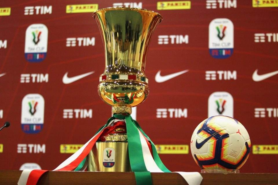 La Serie A pone en el mercado los derechos de Coppa Italia