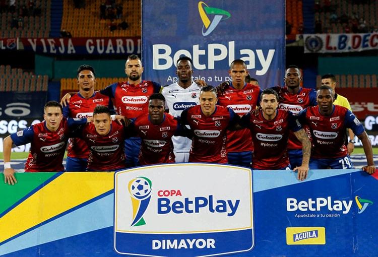 Leonardo Castro, Deportivo Independiente Medellín, DIM, DaleRojo, Liga BetPlay 2021-II, Junior FC