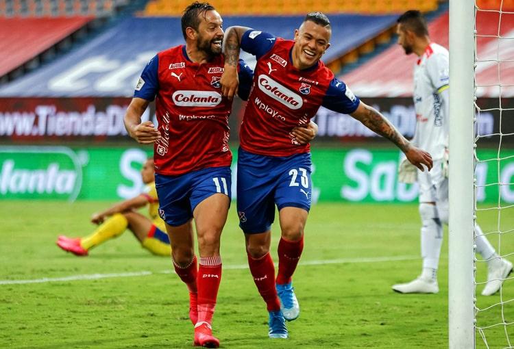 Leonardo Castro, Gimnasia y Esgrima La Plata, Deportivo Independiente Medellín, DIM, fichajes DIM 2021-II