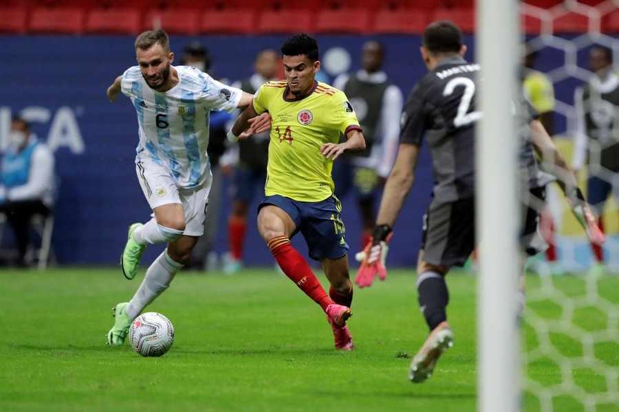 Los penaltis dejan sin final a Colombia