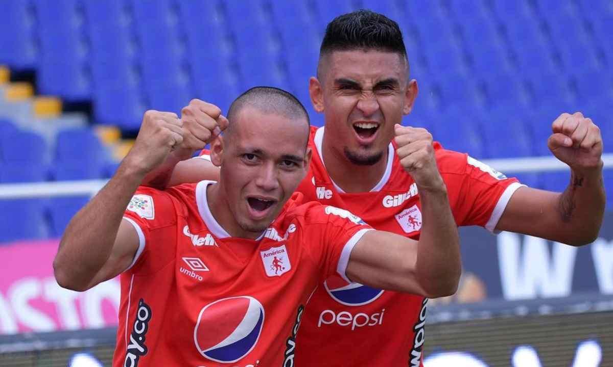 Mateo Ortiz, su apodo y la felicitación de Duván Vergara por su gol