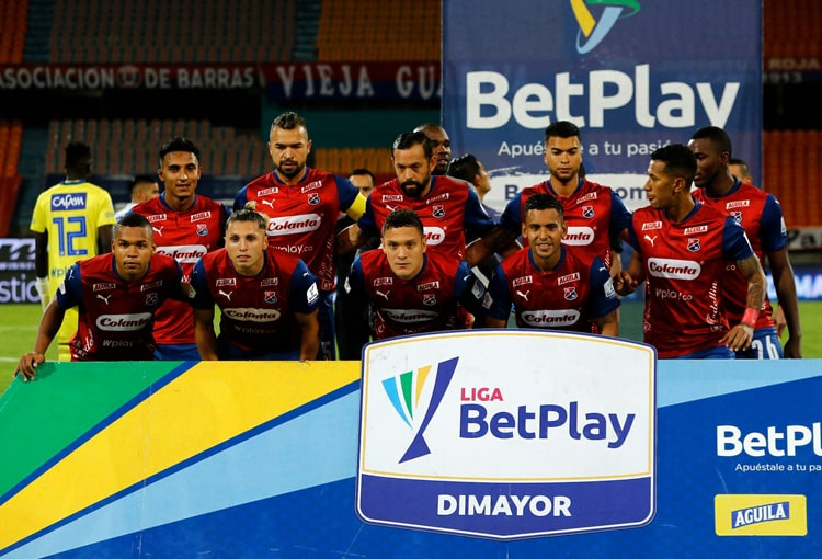 Matías Mier, Deportivo Independiente Medellín, DIM, fichajes DIM 2021-II (2)