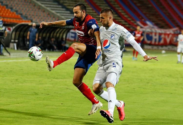 Matías Mier, Deportivo Independiente Medellín, DIM, fichajes DIM 2021-II (3)