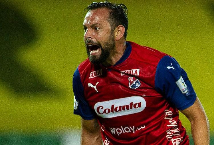 Matías Mier, Deportivo Independiente Medellín, DIM, fichajes DIM 2021-II, Club Atlético Central Córdoba
