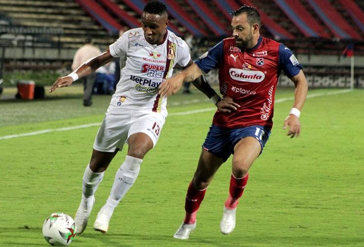 Matías Mier, Independiente Santa Fe, Club Atlético Central Córdoba, Deportivo Independiente Medellín, DIM, fichajes DIM 2021-II