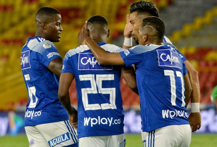 Millonarios FC, Liga BetPlay 2021-II