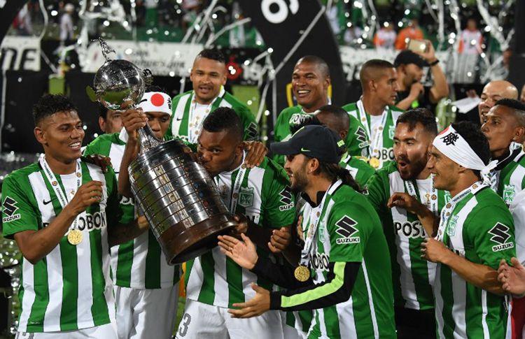 """¡Aquel 27 de julio: """"Una noche de gloria eterna""""! Así le recuerda Conmebol a Nacional su título"""