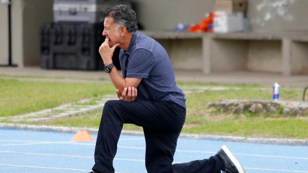 Osorio Vamos a competir de igual a igual con cualquier equipo de Sudamérica