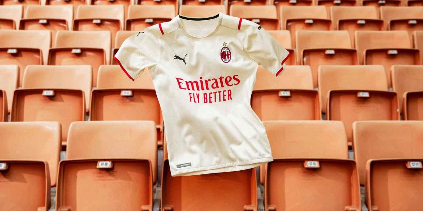 PUMA destaca el trabajo social del AC Milan en su nuevo uniforme