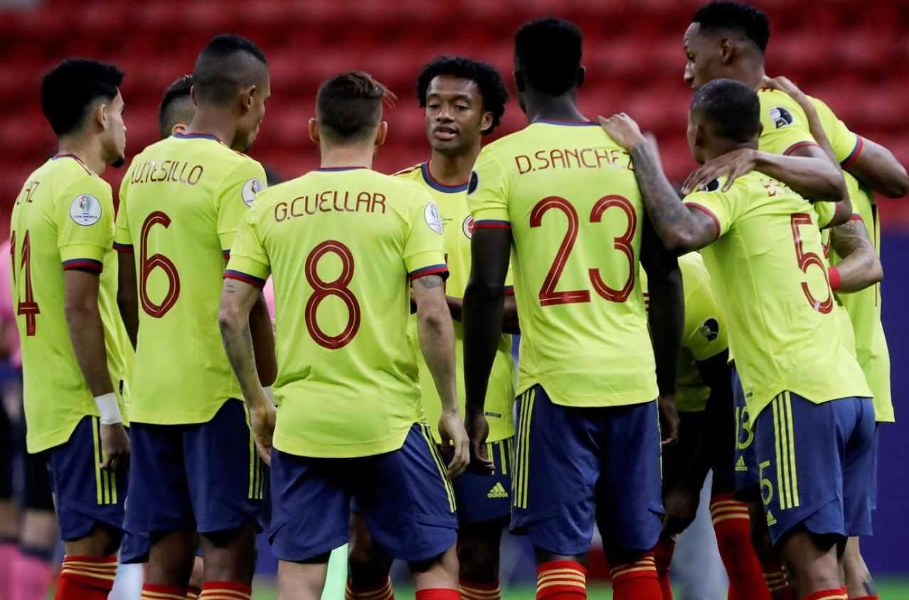 Probable titular de Colombia para enfrentar a Perú por el tercer lugar en Copa América