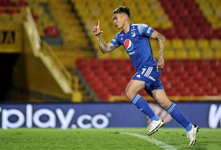 Ricardo Márquez, Millonarios FC, fichajes Millonarios FC 2021-II