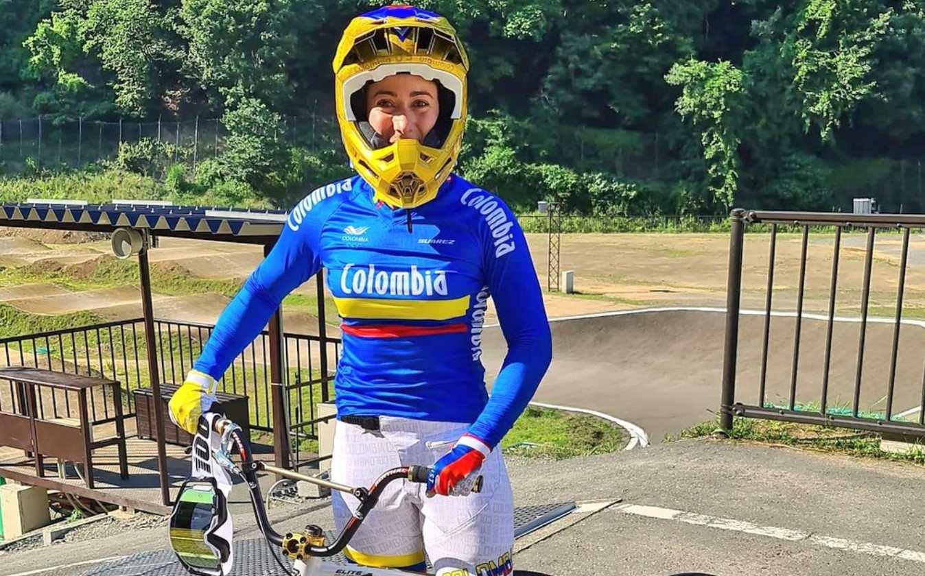 Rivales de Mariana Pajón en el BMX de Tokio 2020