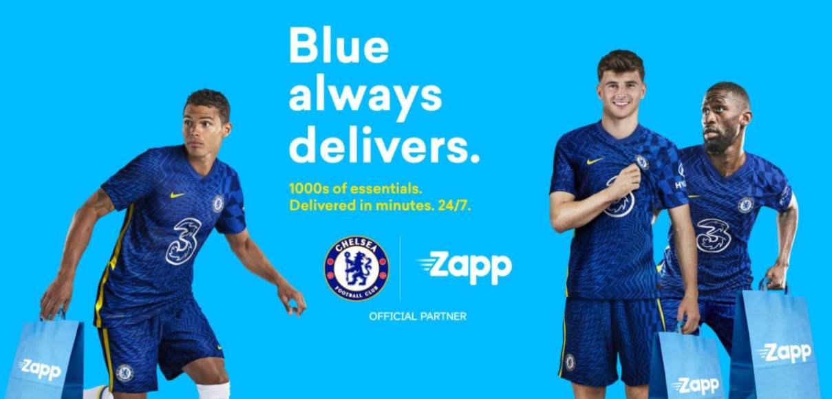 Startup de domicilios, nuevo patrocinador del Chelsea