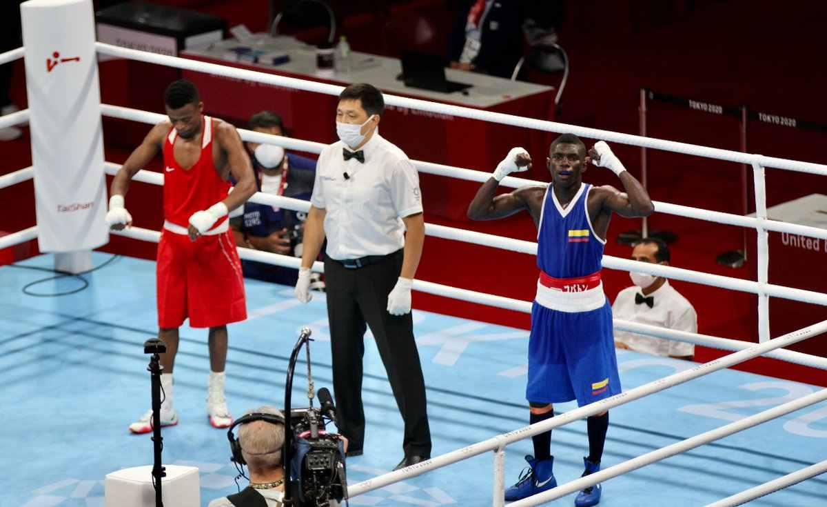 Tokio 2020: Día y rival de la siguiente pelea de Yuberjen Martínez