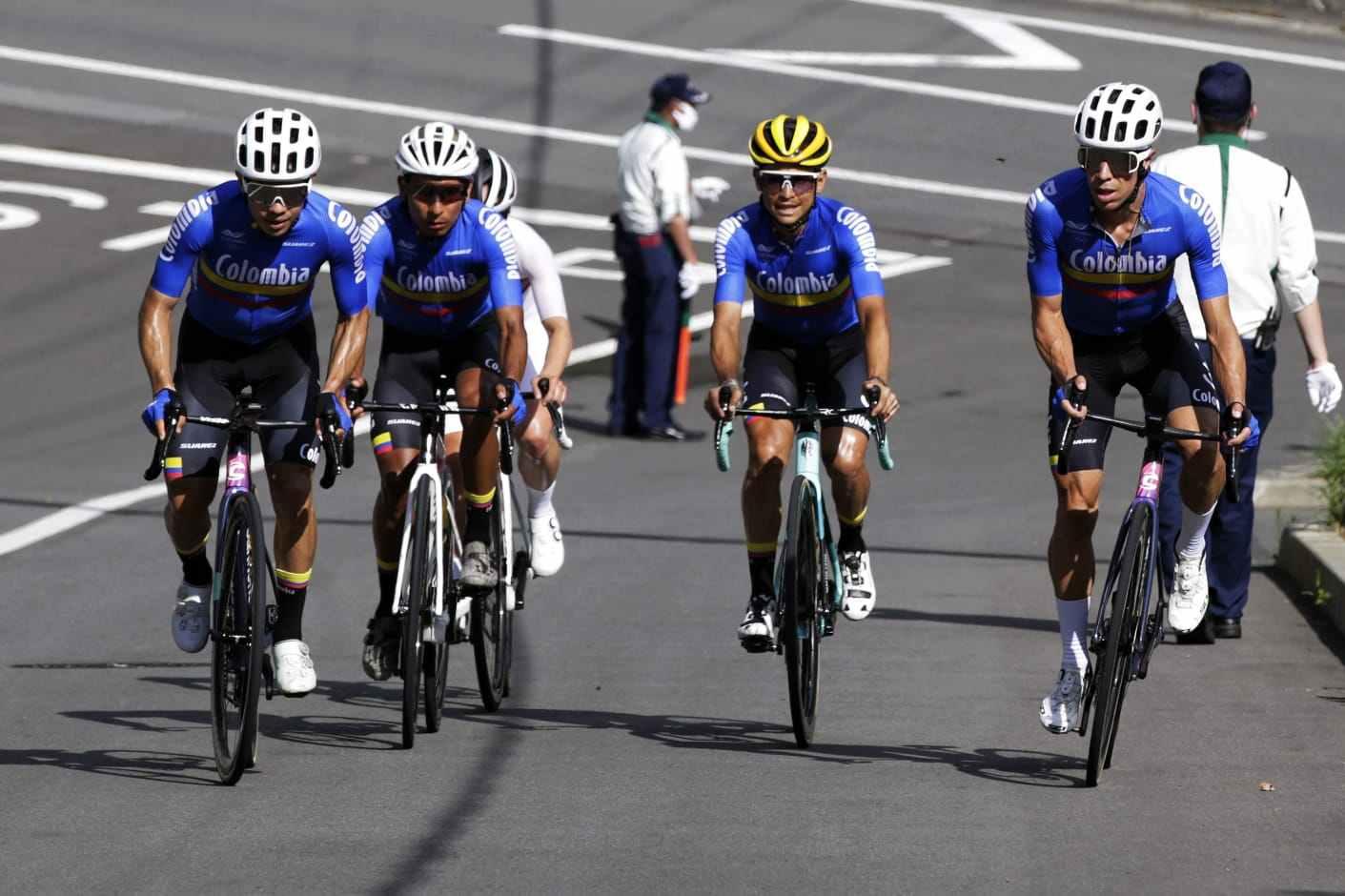 Tokio 2020: Colombia compite en ciclismo. Hora y cómo es la prueba