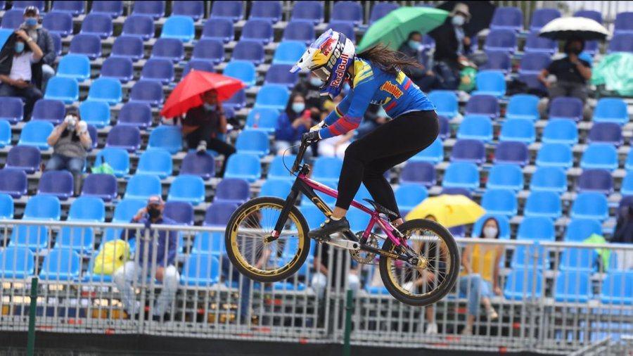 Turnos oficiales del BMX en Tokio 2020: Pajón, Ramírez y Pelluard